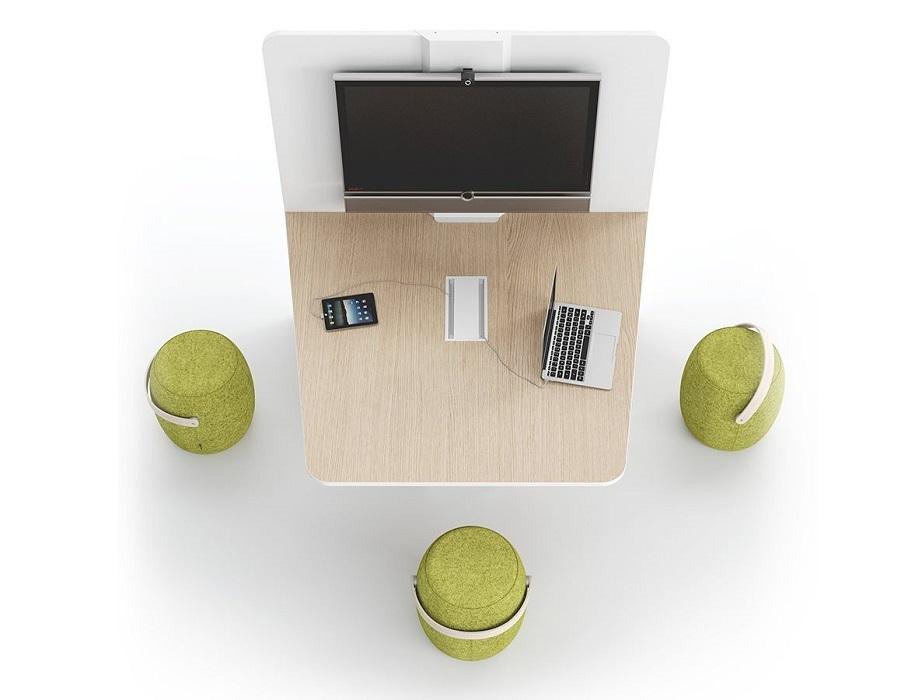 Sistema-multimediale-con-4-postazioni-Riganelli-Arredamenti