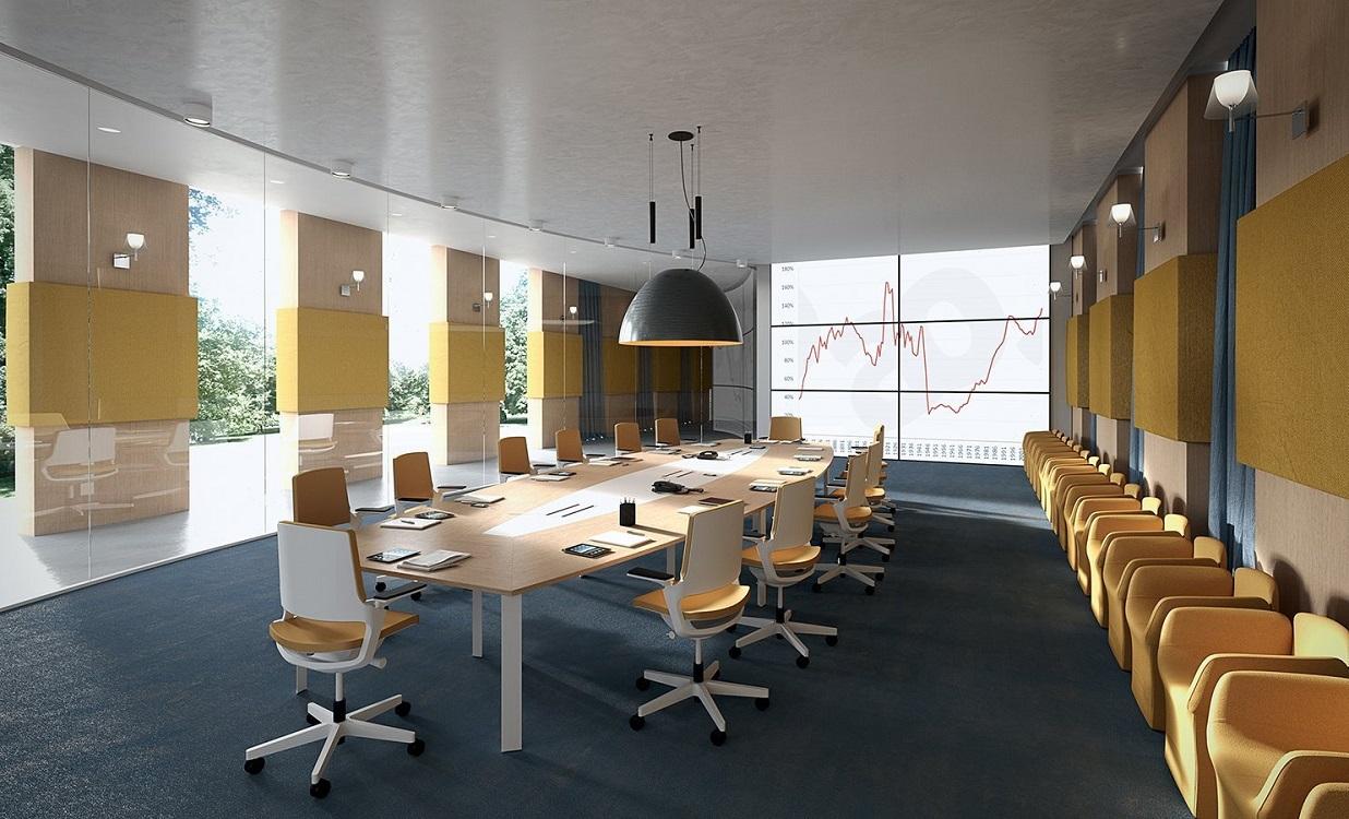 Tavolo-meeting-di-design-Riganelli-Arredamenti