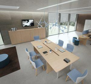 Tavolo-riunione-Treko-Riganelli-Arredamenti