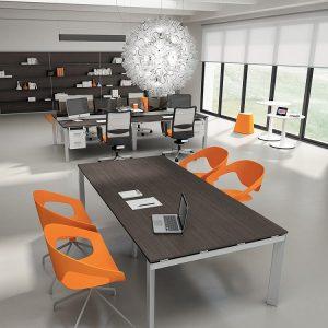 Tavolo-riunione-meeting-Entity-Riganelli-Arredamenti