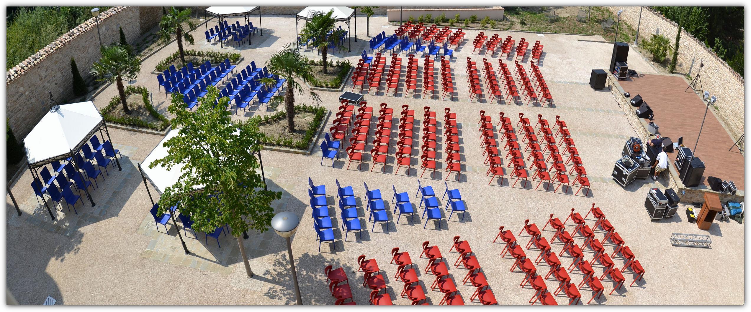 Kikka One sedia per esterni- Riganelli realizzazioni