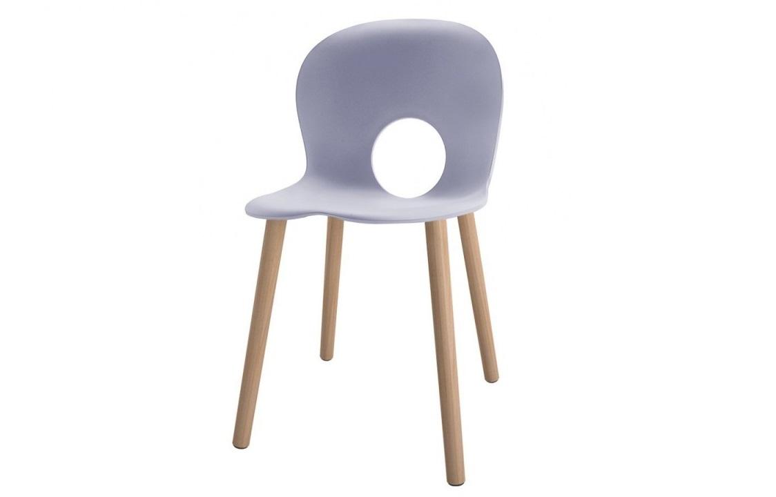 Olivia sedia Grigio Perla - Riganelli Arredamenti