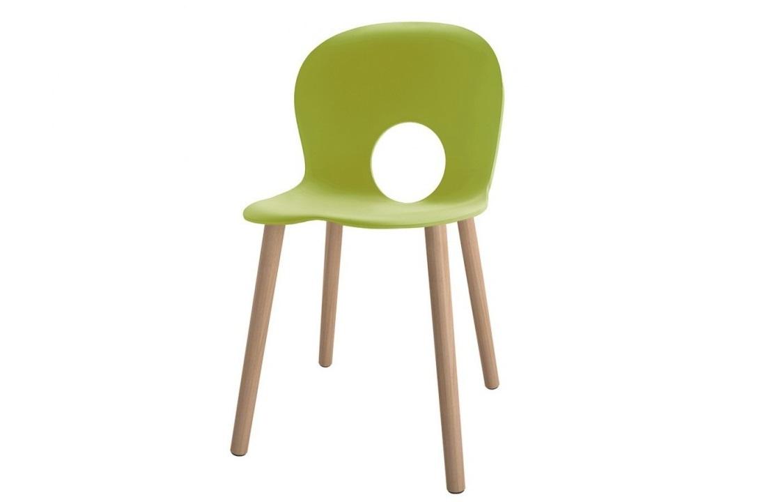 Olivia sedia colorata di design - Riganelli Arredamenti