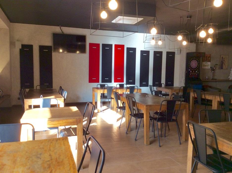 Soluzione-acustica-ristorante-Riganelli-Arredamenti