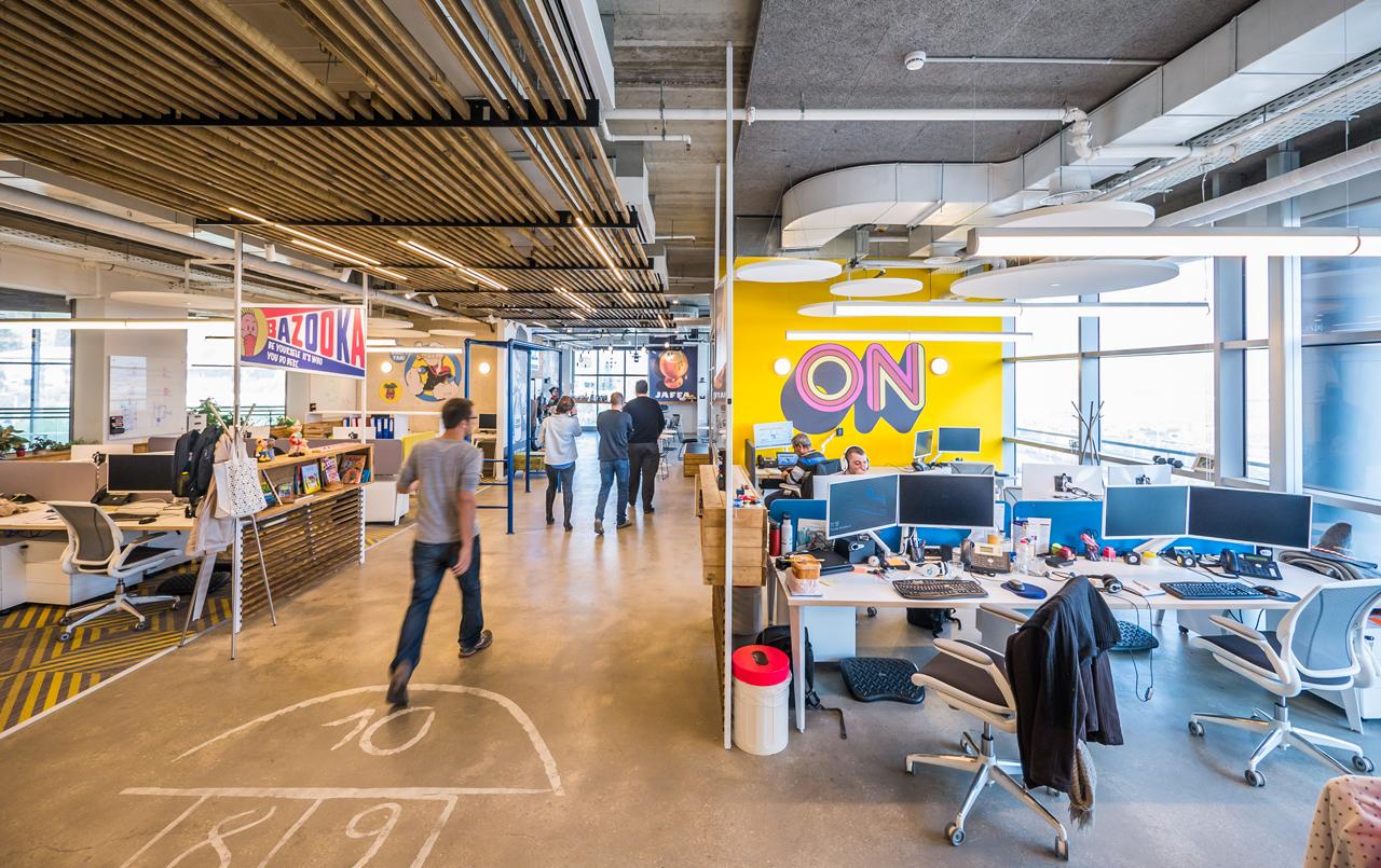 L'ufficio è uno Spazio che si Trasforma.