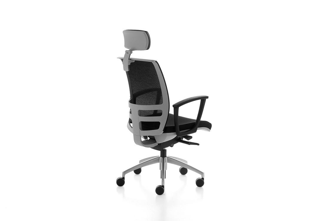 Konica-dettaglio-schienale-poltrona-ufficio-ergonomica-riganelli