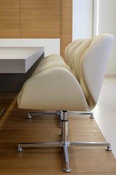 Poltroncina ufficio sala riunioni ricevimento ospiti - Riganelli Arredamenti