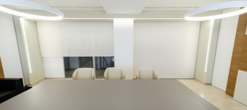 Sala riunione elegante di design - Riganelli Arredamenti
