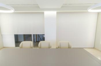 Sala riunioni tavolo sei posti - Riganelli Arredamenti