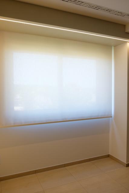 Tende tecniche per ufficio - Riganelli Arredamenti