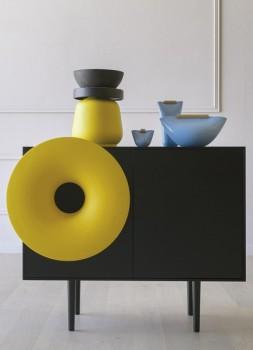 Caruso madia colorata di design innovativa con musica - Riganelli Arredamenti