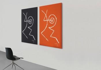Snowsound art pannelli fonoassorbenti di design - Riganelli Arredamenti