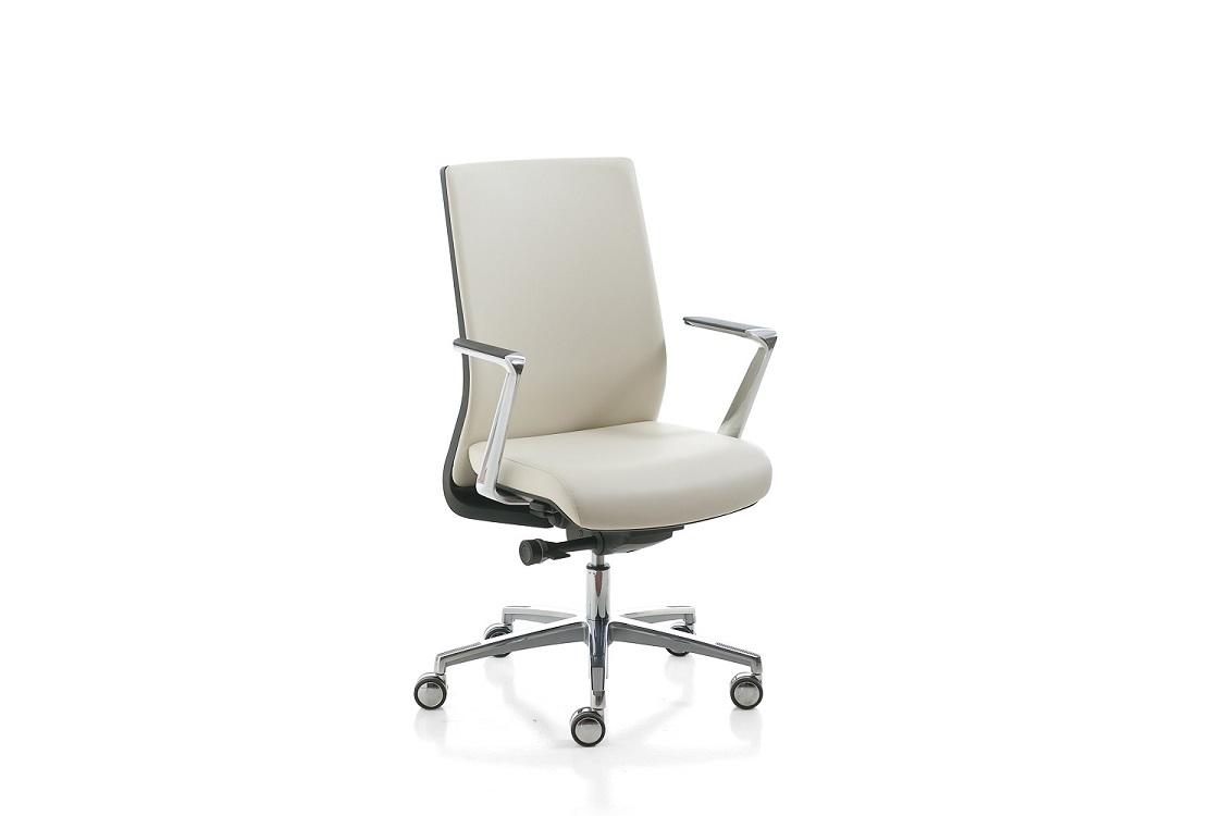 Karma-sedia-ufficio-braccio-fissi-riganelli