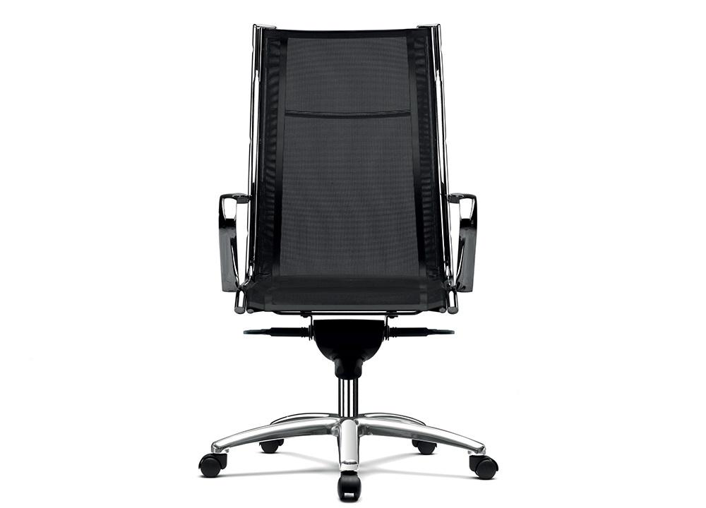 Retex seduta direzionale in rete ergonomica - Riganelli Arredamenti