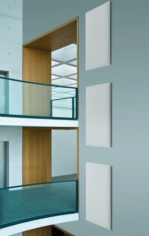 Oversize da parete pannelli fonoassorbenti da parete impatto visivo - Riganelli Arredamenti