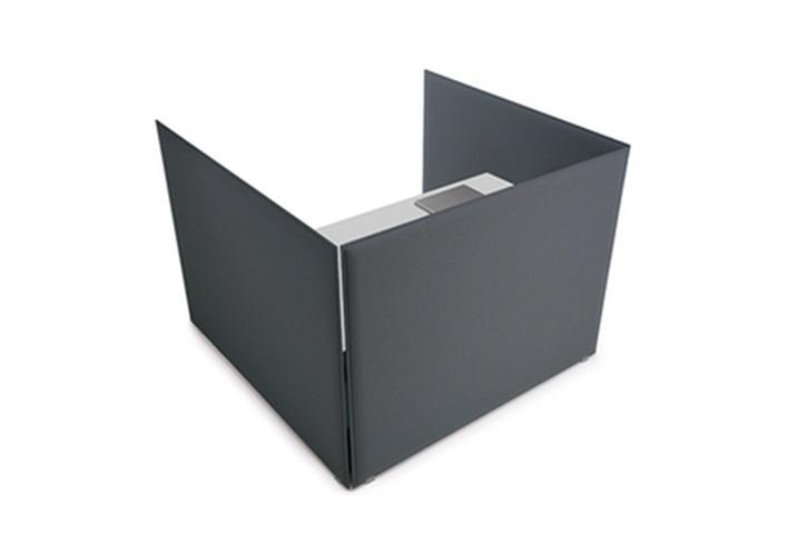 Oversize desk pannelli fonoassorbenti divisori per ufficio - Riganelli Arredamenti