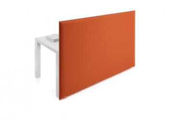 Oversize desk pannello fonoassorbente divisorio per scrivania privacy ufficio - Riganelli Arredamenti