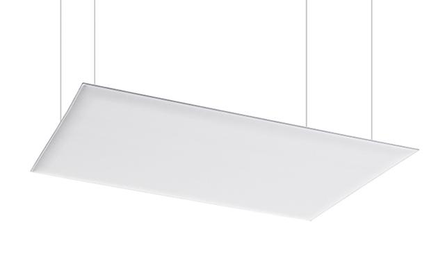 Oversize pannello fonoassorbente da soffitto grandi dimensioni - Riganelli Arredamenti