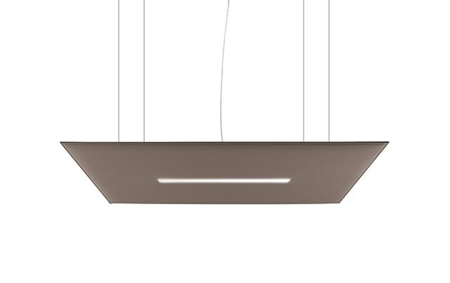 Pannello acustico led oversize lux design - Riganelli Arredamenti