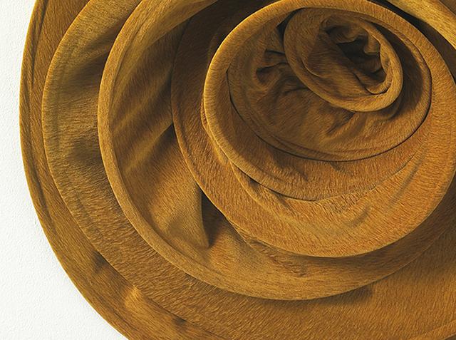 dettaglio si sboccia pannello fonoassorbente di design - Riganelli Arredamenti
