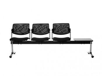 sedie contract sala d'aspetto - riganelli arredamenti