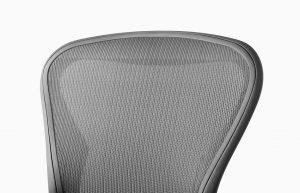 Aeron dettaglio schienale seduta direzionale - riganelli