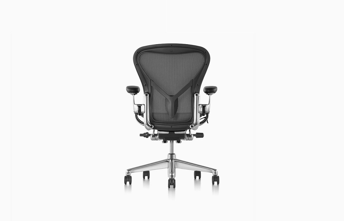 Aeron sedia per ufficio con braccioli - riganelli