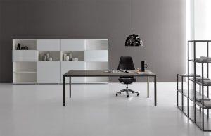 Rodi scrivania ufficio direzionale - riganelli arredamenti