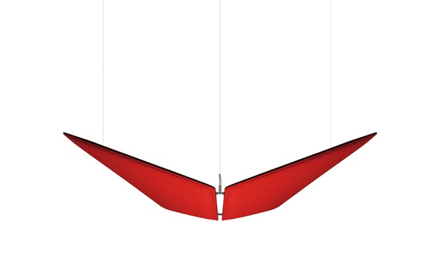 V-Flap pannello fonoassorbente di design - Riganelli Store