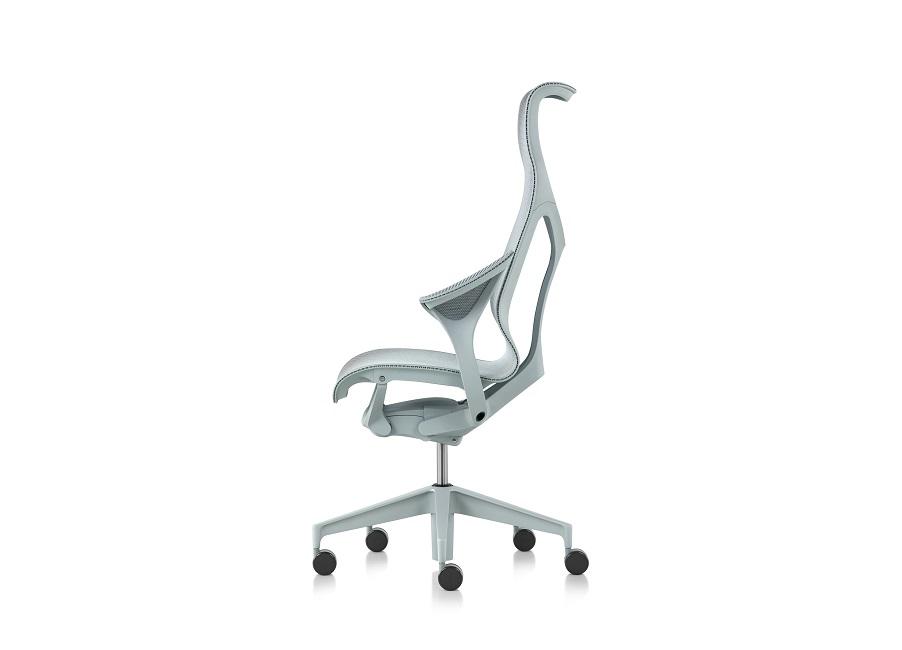 Cosm poltrona direzionale ergonomica design herman miller - riganelli