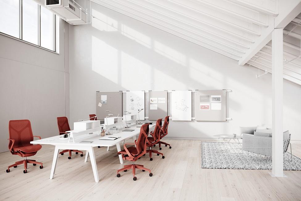 Cosm poltrone ergonomiche per ufficio - riganelli