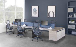 Cosm poltrone in rete ergonomiche per ufficio - riganelli