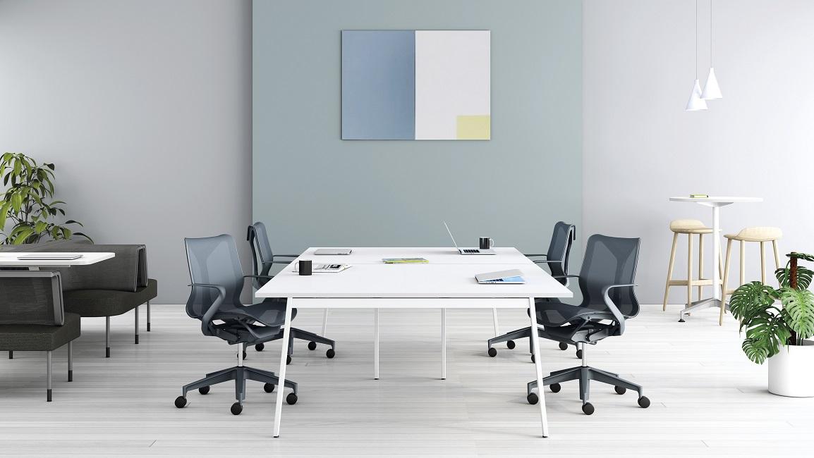 Cosm sedute per ufficio per sala riunione - riganelli