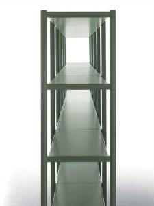 Lima libreria componibile in metallo - riganelli