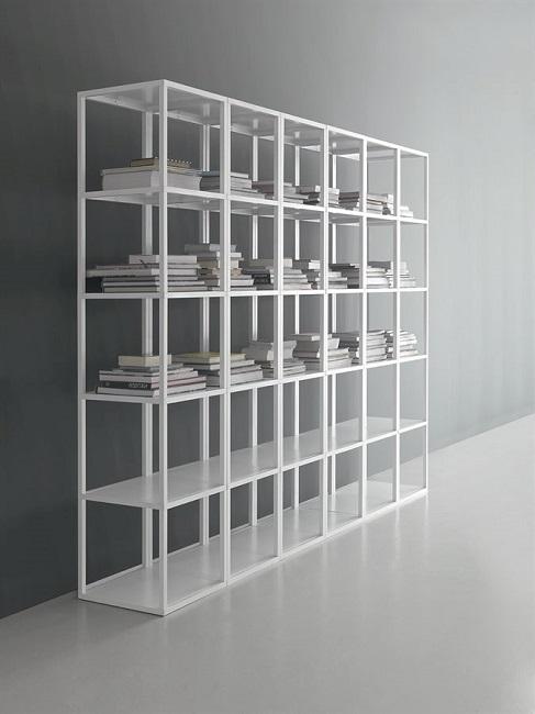 TABA Libreria-componibile-a-parete-Riganelli-Arredamenti