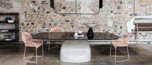tavolo gran sasso ufficio donna - riganelli