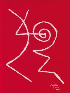 Gillo Dorfles quadri pannelli fonoassorbenti snowsound art per ufficio negozio locali ristoranti - riganelli