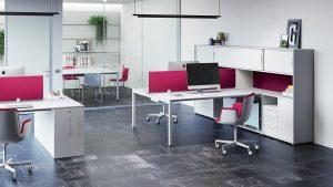 Spazio coworking donne in ufficio - riganelli
