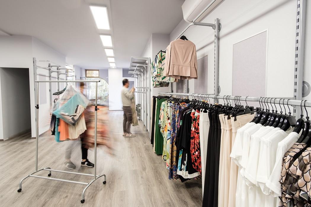 Progettazione e ristrutturazione Negozio di abbigliamento