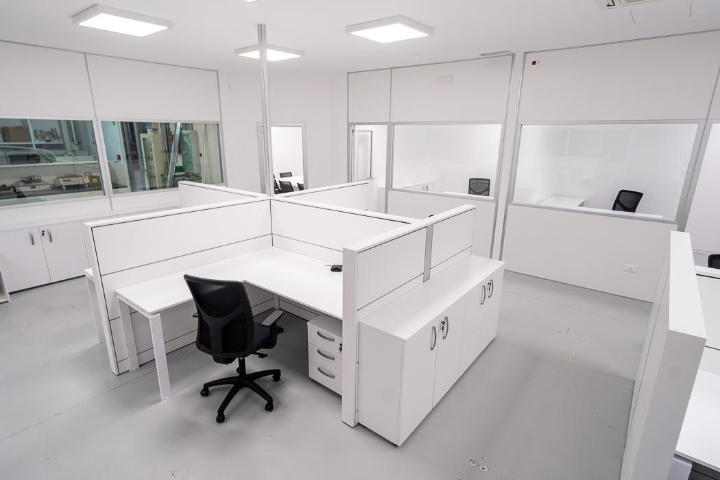 Uffici Operativi Realizzazione Riganelli Arredo Ufficio