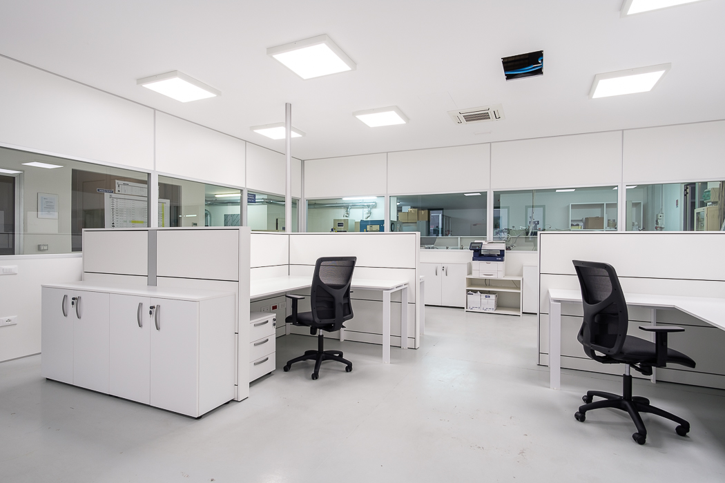 Uffici operativi open space area operativa - riganelli