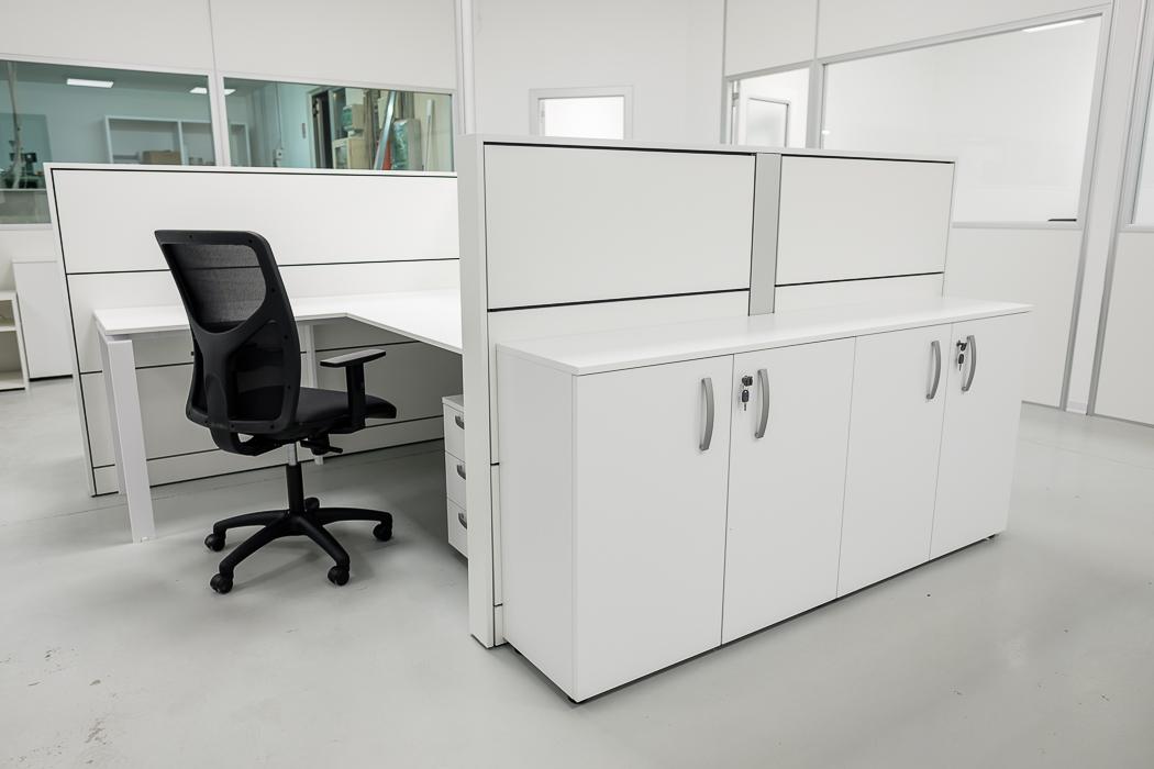 mobili di servizio contenitori per ufficio - riganelli