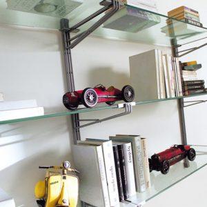 socrate libreria per soggiorno