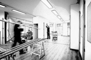 Lavori progetti contract arredo negozi - riganelli