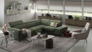 Arredare con i tappeti il soggiorno di casa -riganelli