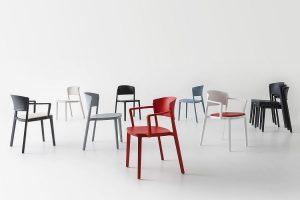 abuela sedia per attesa sala riunione e attesa - Riganelli