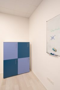 armadietti colorati lockers - riganelli