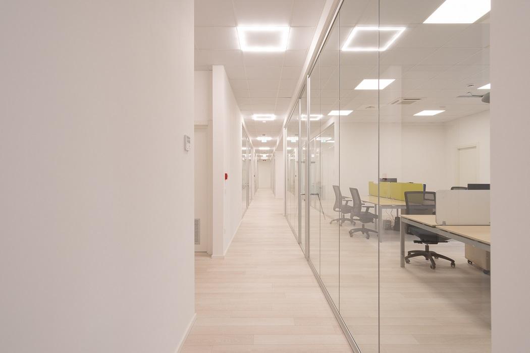 Spazio di lavoro: progettazione e realizzazione