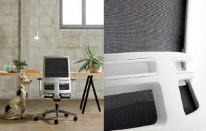seduta ergonomica per ufficio a casa - riganelli