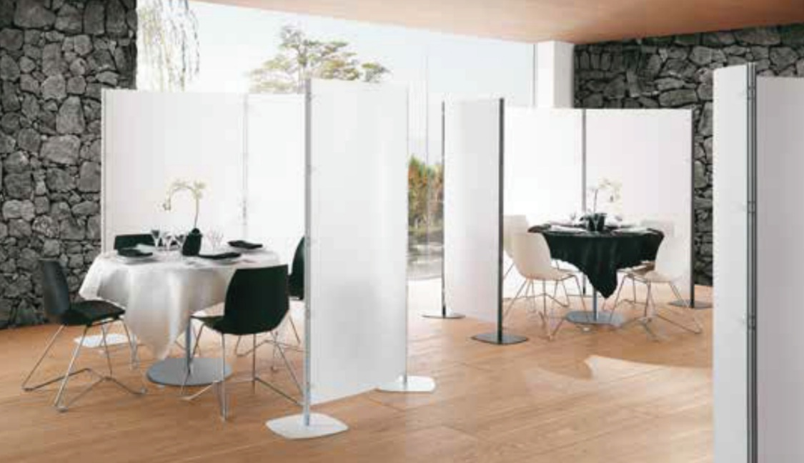 Arianna safety paretine divisorie separè per ristorante - riganelli